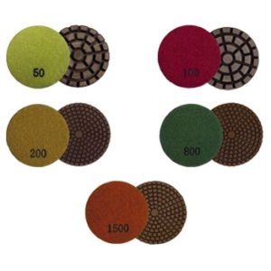 Hurricane Polishing Pad
