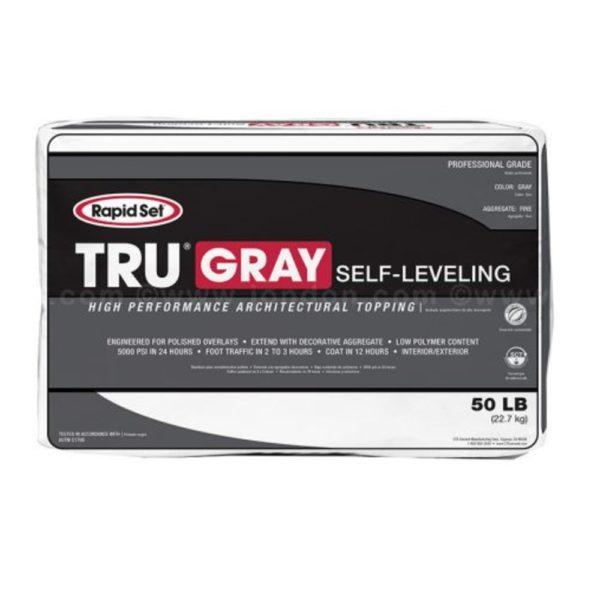 Tru Gray Self-leveling 50 lbs