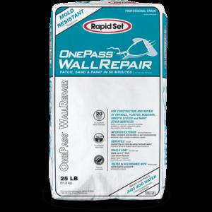 OnePass WallRepair 25lbs