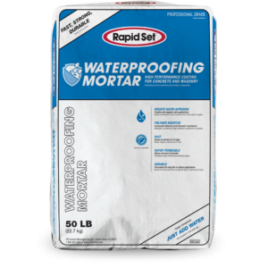 Set Waterproofing Mortar