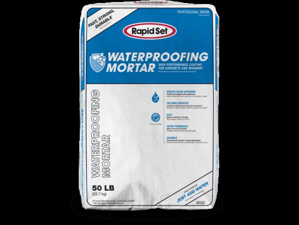 Set Waterproofing Mortar